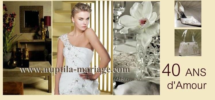 Nuptila mariage, robes de mariées et de cocktail